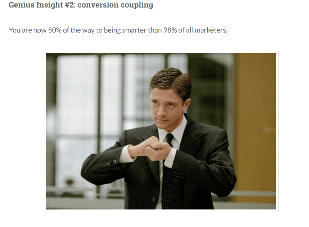 conversion coupling