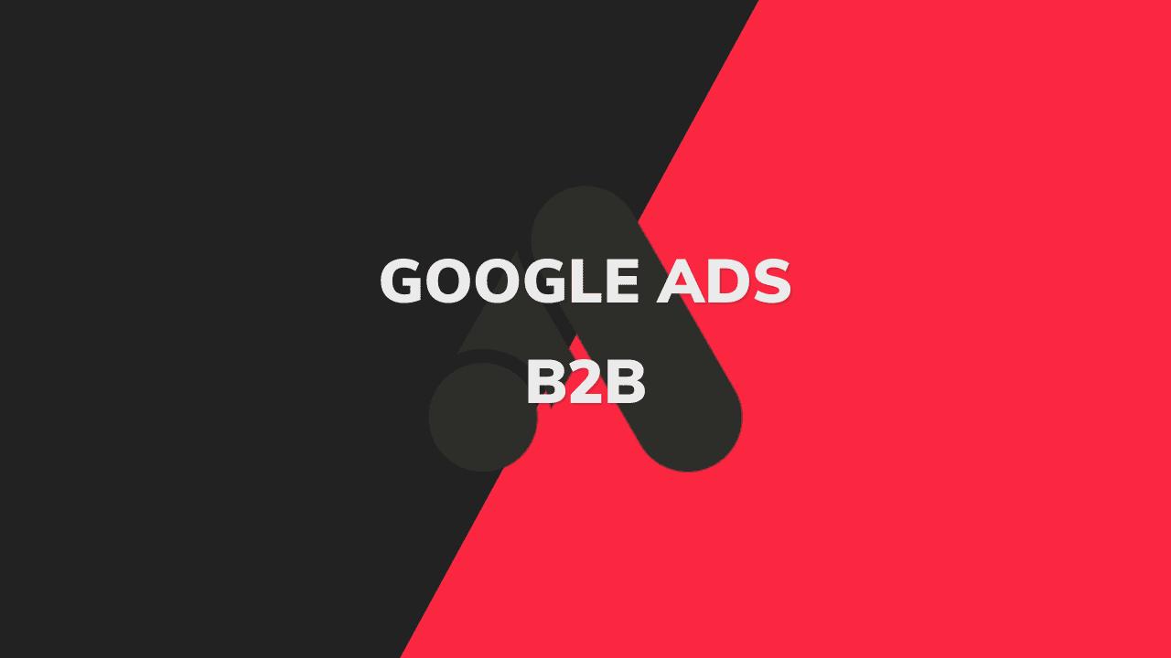 google ads b2b