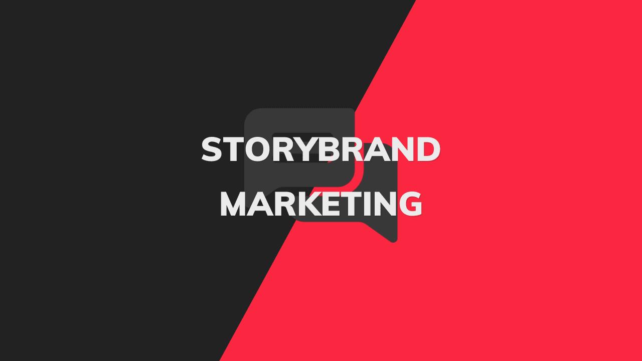 storybrand marketing